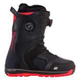 Adult snowboard boot