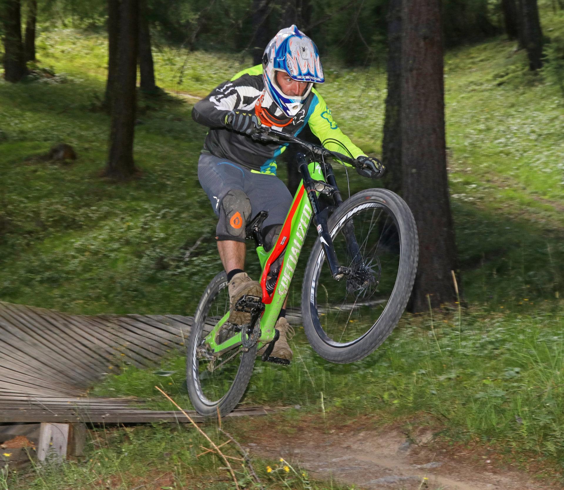 Bike park Sauze d'Oulx