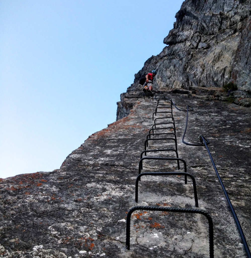 Via Ferrata Claviere