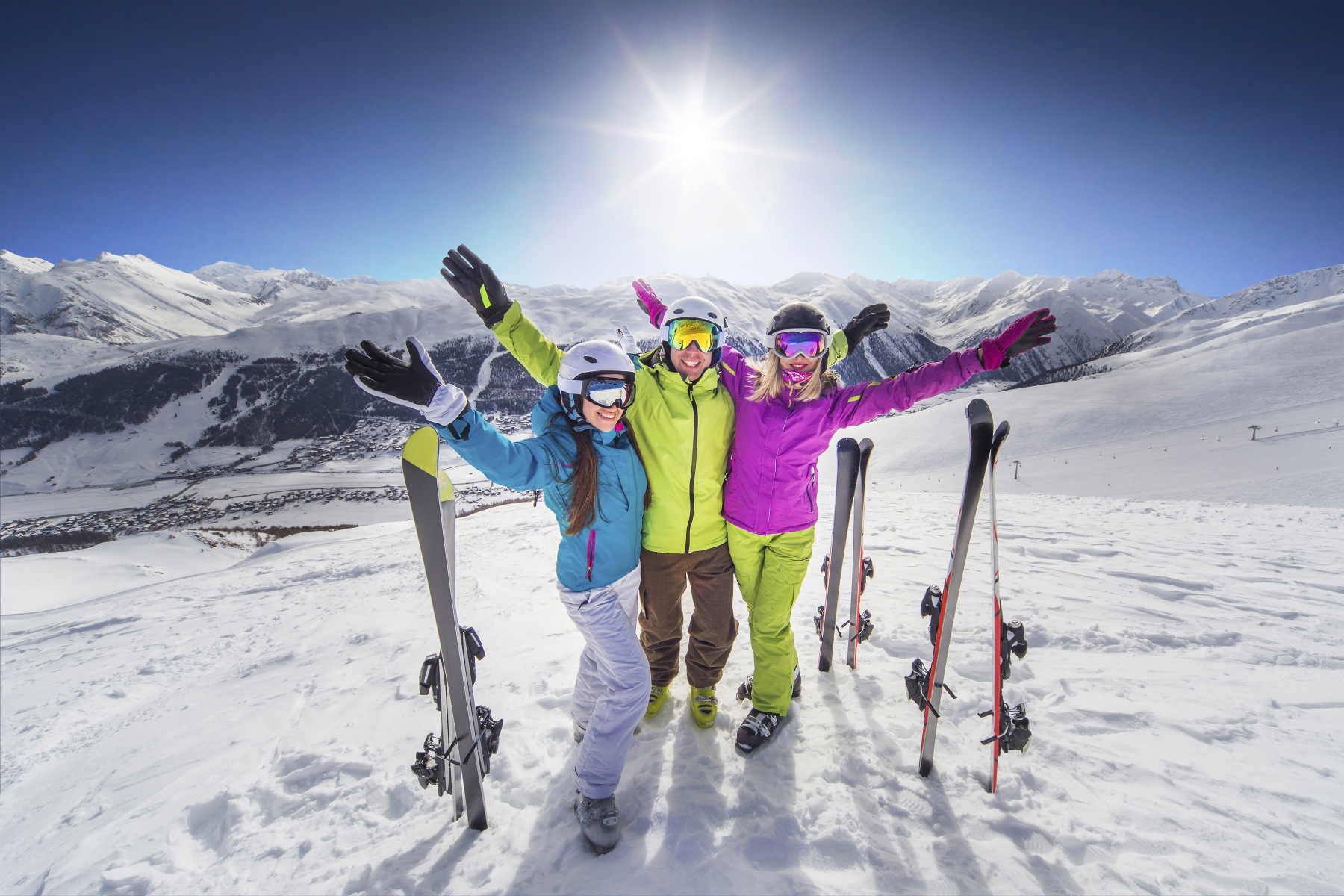 Ski hire Sauze d'Oulx